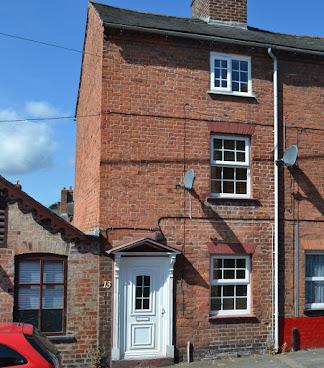 Three-storey home