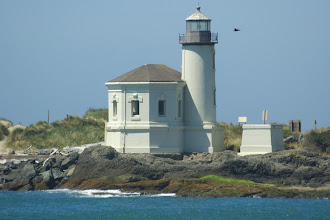Photo: Coquille Point in Bandon
