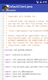 ForkHub for GitHub Screenshot 6