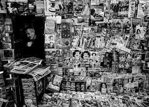 Photo: Newsstand, Buenos Aires, 2014