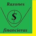 razones financieras icon