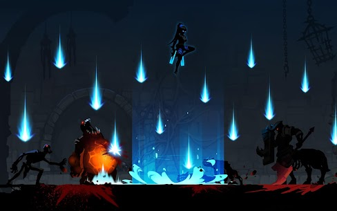 Shadow Knight MOD APK Deathly Adventure [Immortality + Mod Menu] 1.1.343 6