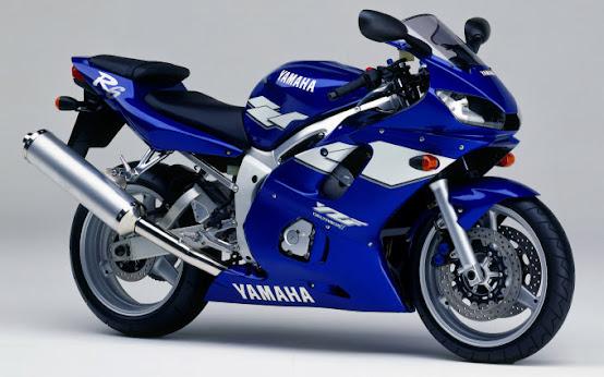 Yamaha YZF -R6 - YZF 600 R -manual-taller-despiece-mecanica