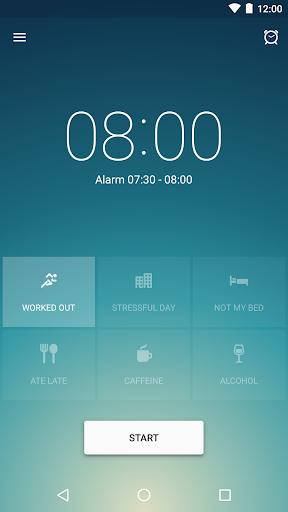 Runtastic Sleep Better: Sleep Cycle & Smart Alarm 2.6.1 screenshots 1