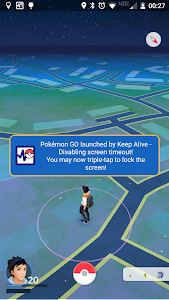 Keep Alive for Pokémon GO v1.0 Build 37