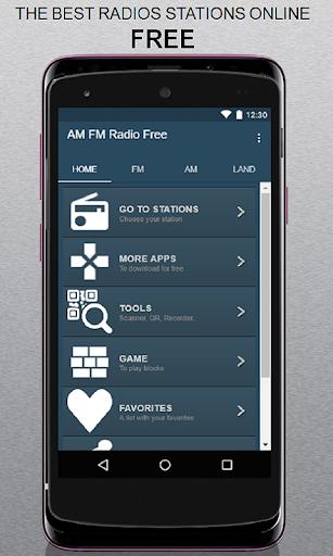 AM FM Radio Free screenshots 2