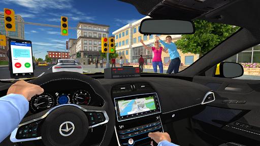 Taxi Game 2 screenshot 4