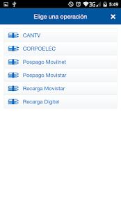 BBVA Provinet Móvil apk screenshot 6