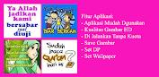 (APK) تحميل لالروبوت / PC DP Kata Bijak Gambar Islami تطبيقات screenshot
