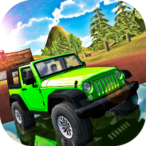 Extreme SUV Driving Simulator for PC