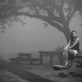 by Patrick Simon - People Portraits of Women
