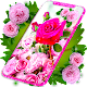 3D Pink Roses Parallax Live Wallpapers APK