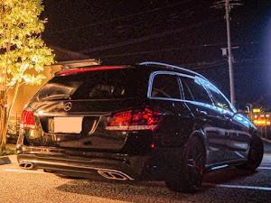 Eクラス ステーションワゴン W212 s212 E250アヴァンギャルドのカスタム事例画像 のりさんの2019年11月04日22:44の投稿