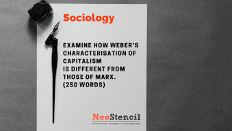 Sociology Answer Writing Challenge - Question Set 7