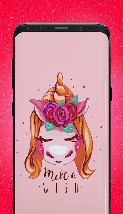 Cute Unicorn Wallpapers Kawaii Backgrounds Android
