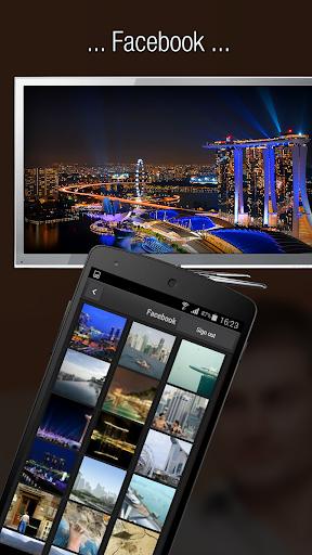 iMediaShare – Fotos e Música screenshot 7