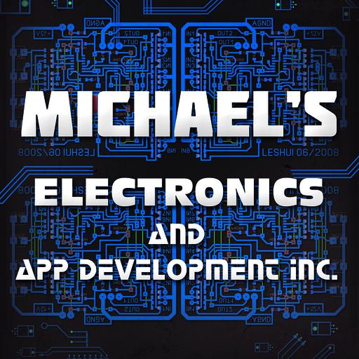 MICHAEL'S ELECTRONICS 商業 App LOGO-硬是要APP