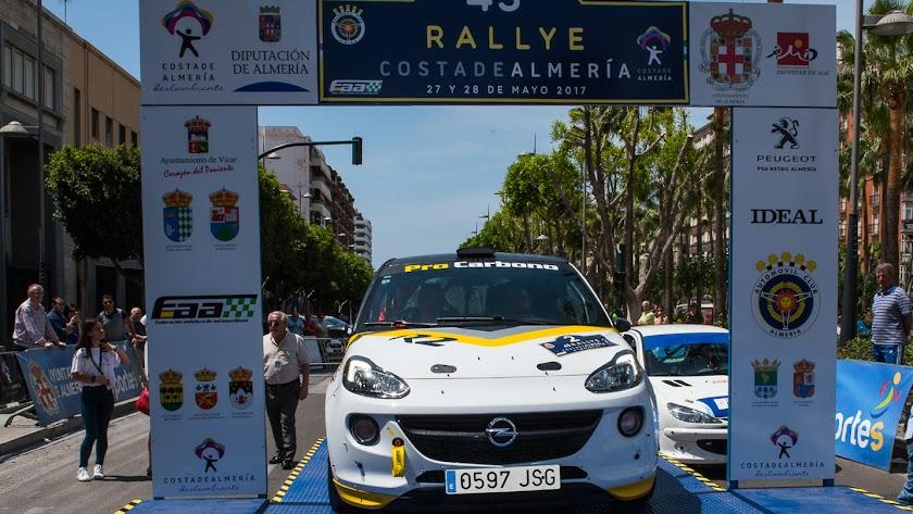 El Automóvil Club de Almería prepara el XLIV  Rallye Costa de Almería