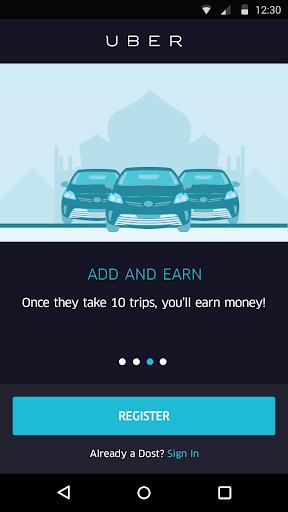 UberDOST: Partner Referrals screenshot