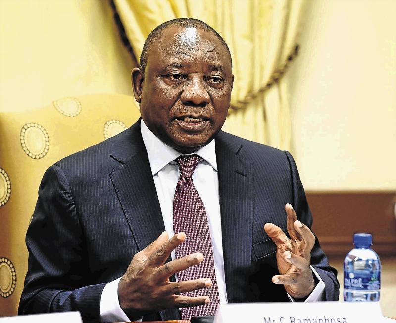 Infrastructure at the fore as Ramaphosa gears up for year-long stint as AU head