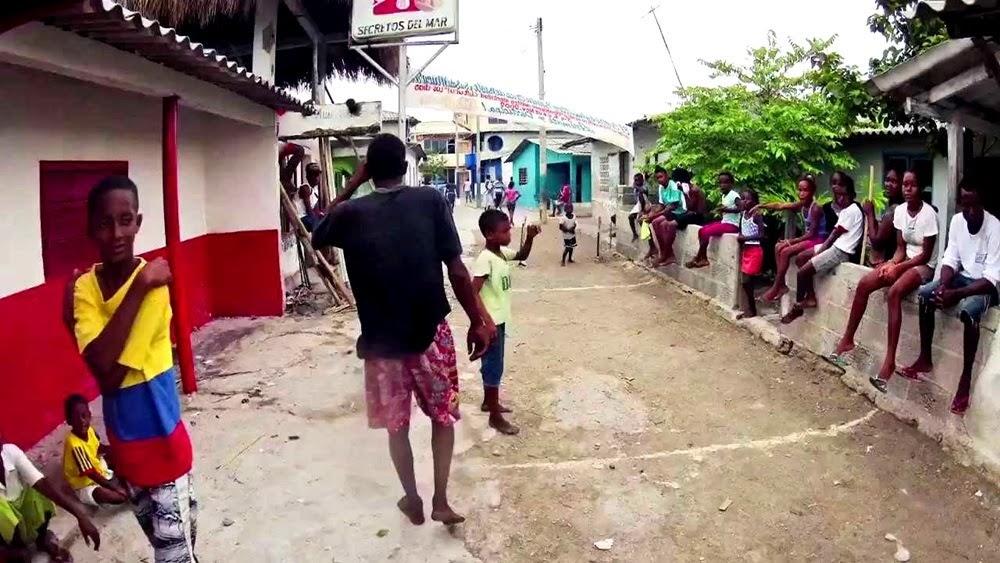 Santa Cruz del Islote, a ilha que mora gente demais