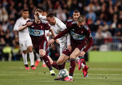Eden Hazard domine la Liga dans une statistique en seulement dix matchs