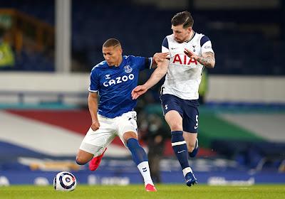 Tottenham et Everton se neutralisent au bout d'un nul spectaculaire