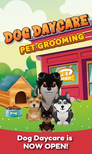 Dog Daycare Pet Grooming   Pet Care Dog Games apktram screenshots 1