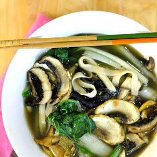 Bok Choy Soup Vegetarian Recipes