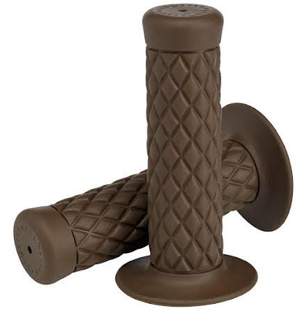 "7/8"" or 22MM Thruster Grips Chocolat"