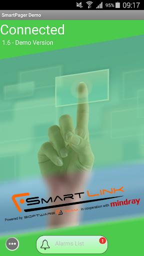 SmartPager Demo