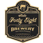 Logo for State 48 Brewery
