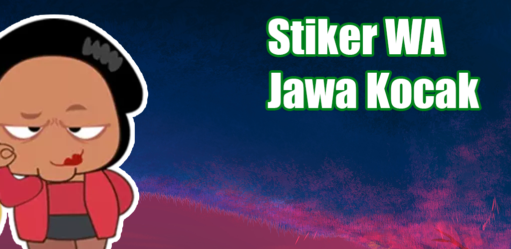 Download Stiker Wa Jawa Kocak Wastickerapps Apk Latest