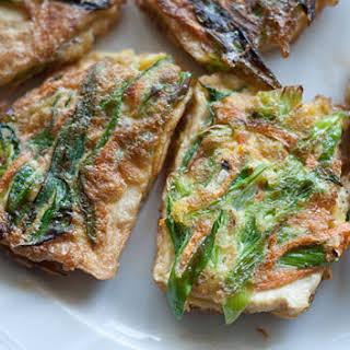 Tofu And Vegetable Piccata.