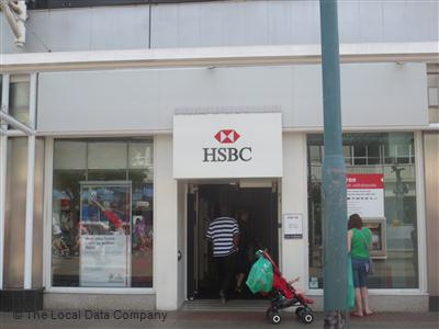HSBC on Marlowes - Banks & Other Financial Institutions in