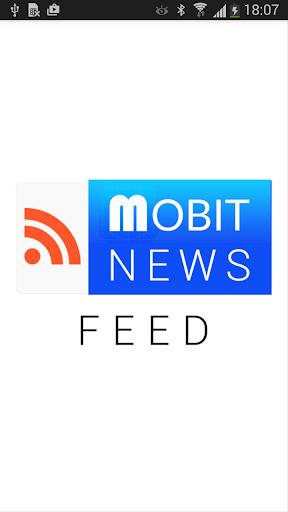 Mobit News App - Feed