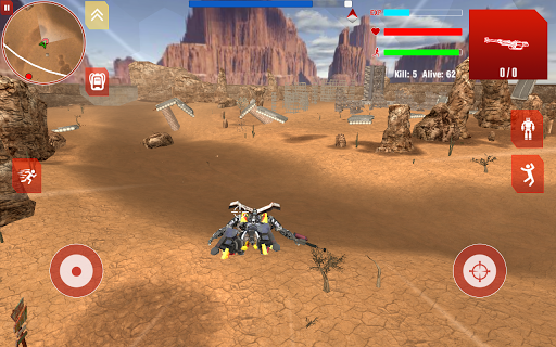 Royal Robots Battleground download 2