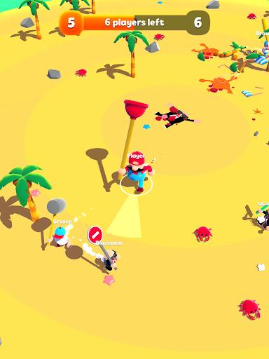 Smash Heroes apktram screenshots 5