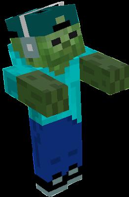 Teen Zombie