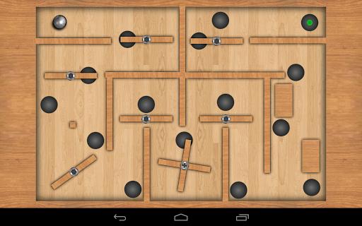 Teeter Pro - free maze game 2.4.0 screenshots 2