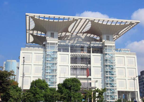 Salão de Exibição de Planejamento Urbano de Xangai