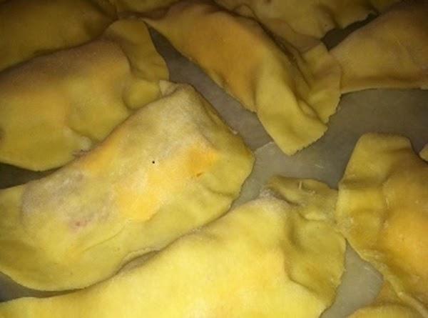 Mini Stuffed Pizza's (calzones) Recipe