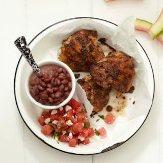 Poulet'S Jerk Chicken Thighs Recipe
