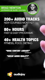 Fitness, Exercise & Dieting Audio by Brad Newton - náhled