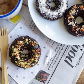 Coconut Fudge Pronuts