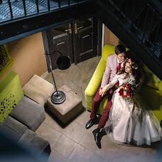 Wedding photographer Vitaliy Antonov (Vitaly). Photo of 22.01.2018