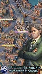 The Paranormal Society: Hidden Object Adventure 2