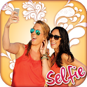 Best Selfie Filter Camera App icon