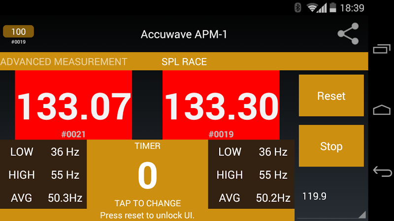 Скриншот Accuwave APM-1