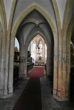 Photo: Wnętrze kościoła w Ptuju